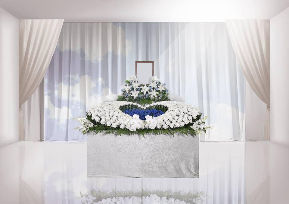 一日葬の施工例