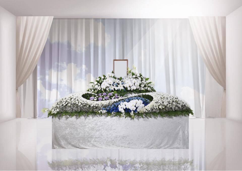 一般葬の施行例